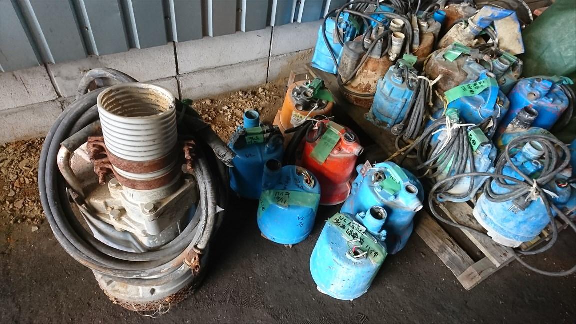 USED Water pumps (various)